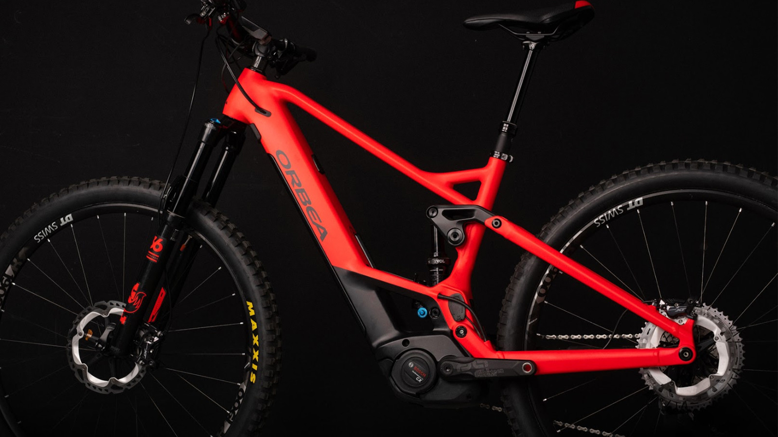 Orbea Expands Its Long Travel Wild FS eMTB Line