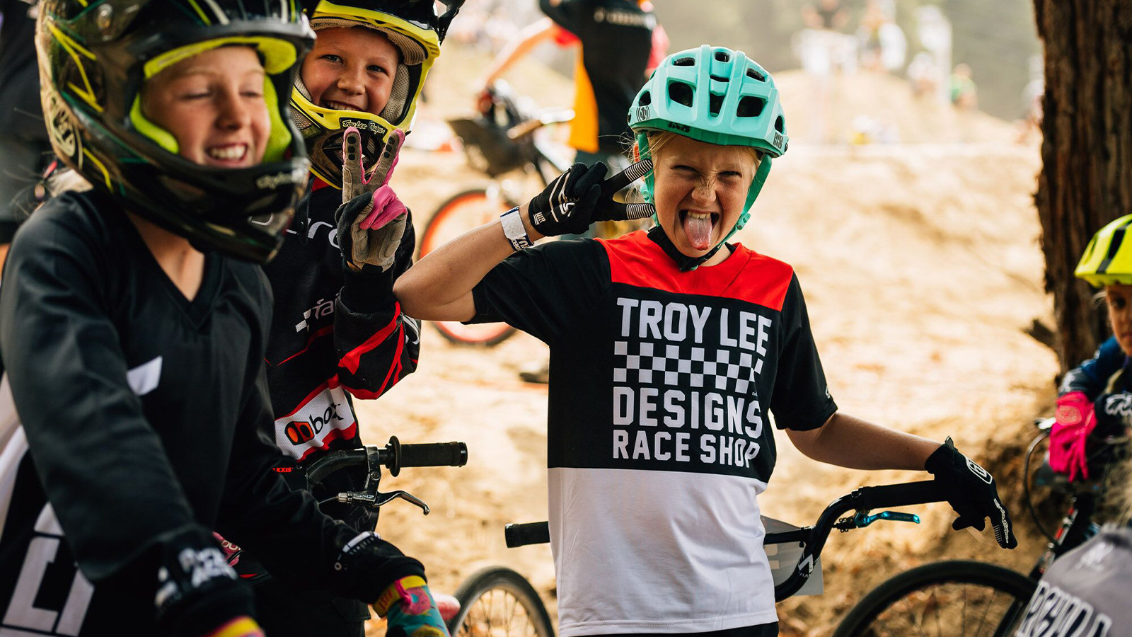 Crankworx Announces New Youth Focused Event Categories