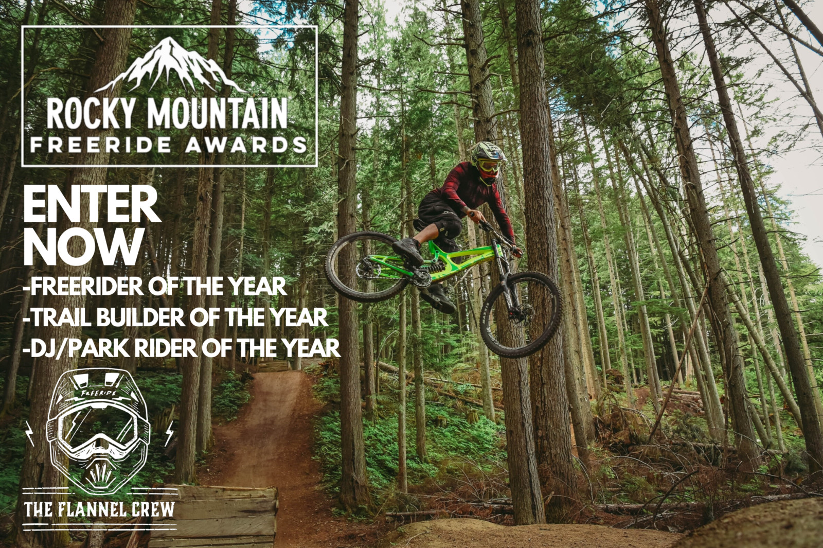 The 2020 Rocky Mountain Freeride Awards