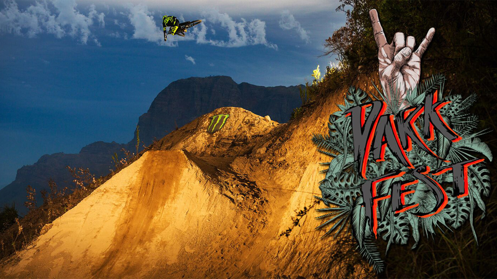 Kenda DarkFEST 2020: Course Construction and Preview