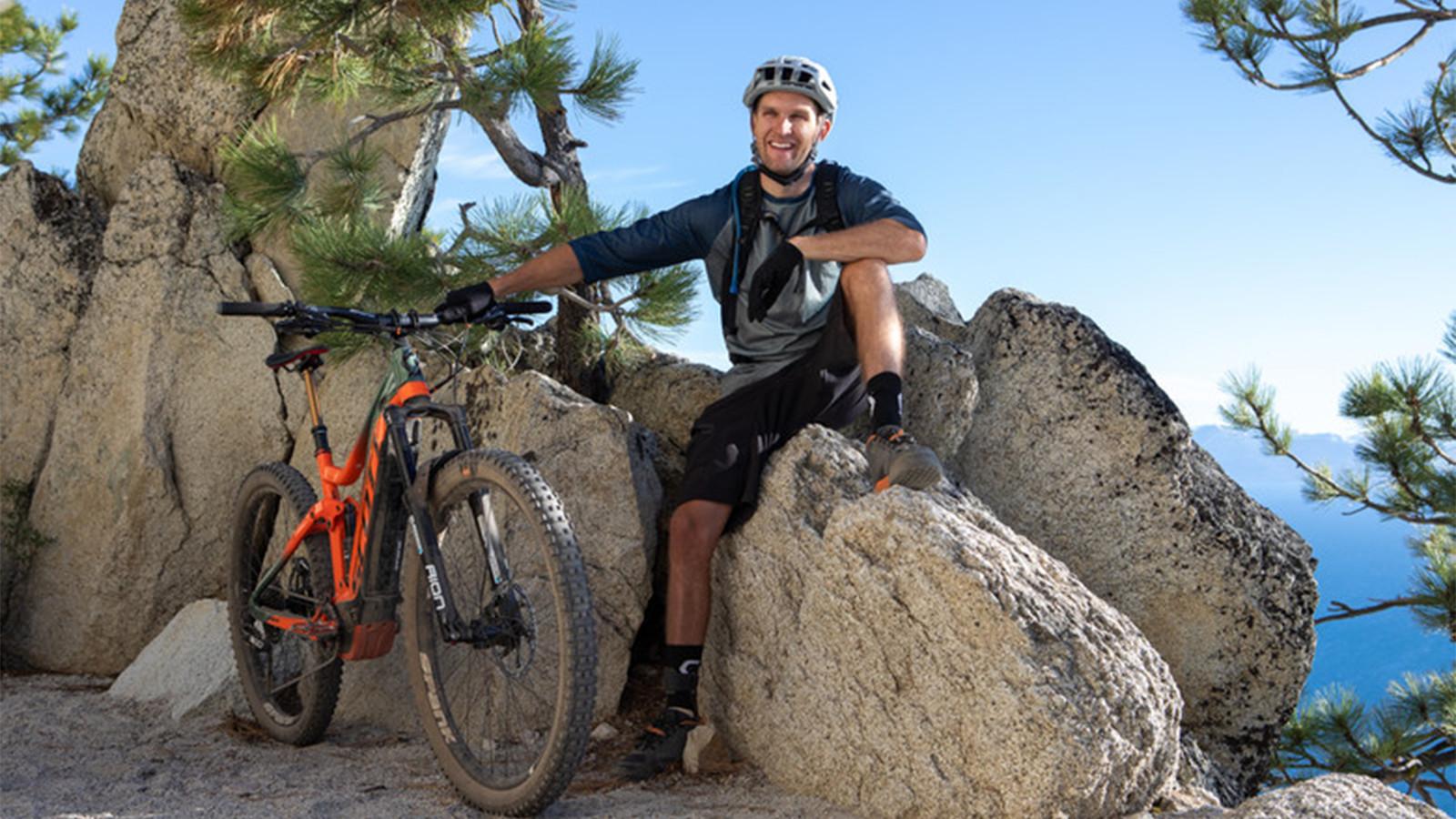 Paul Basagoitia is Back On the Bike