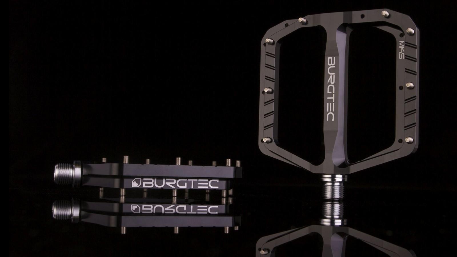 Burgtec Launches Penthouse Flat MK5 Pedals