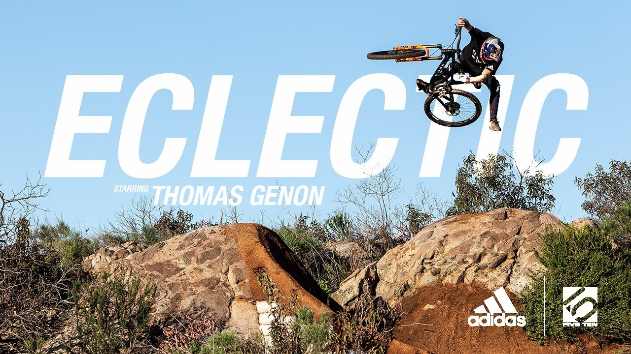 Thomas Genon is Incredible in ECLECTIC
