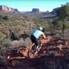 Enter Vital's Contest to Shred the Fast and Beautiful Ridge Trail in Sedona, AZ