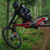 Unior Devinci Factory Racing Signs Patrick Laffey
