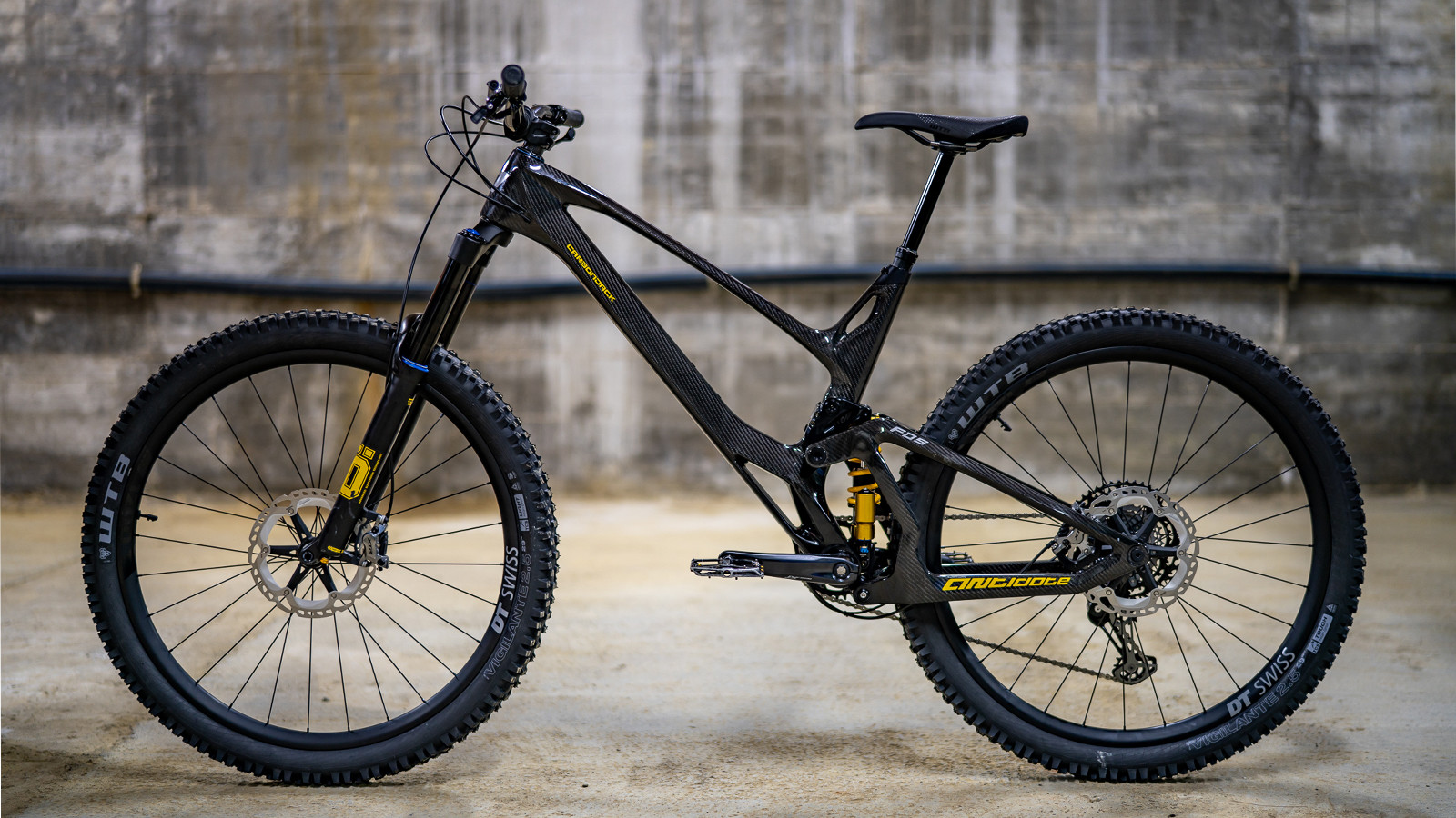 The All-New Antidote Carbonjack Enduro Bike is Here