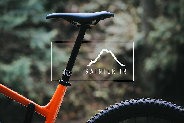 PNW Components Introduces the Redesigned Rainier Dropper Post with Adjustable Travel