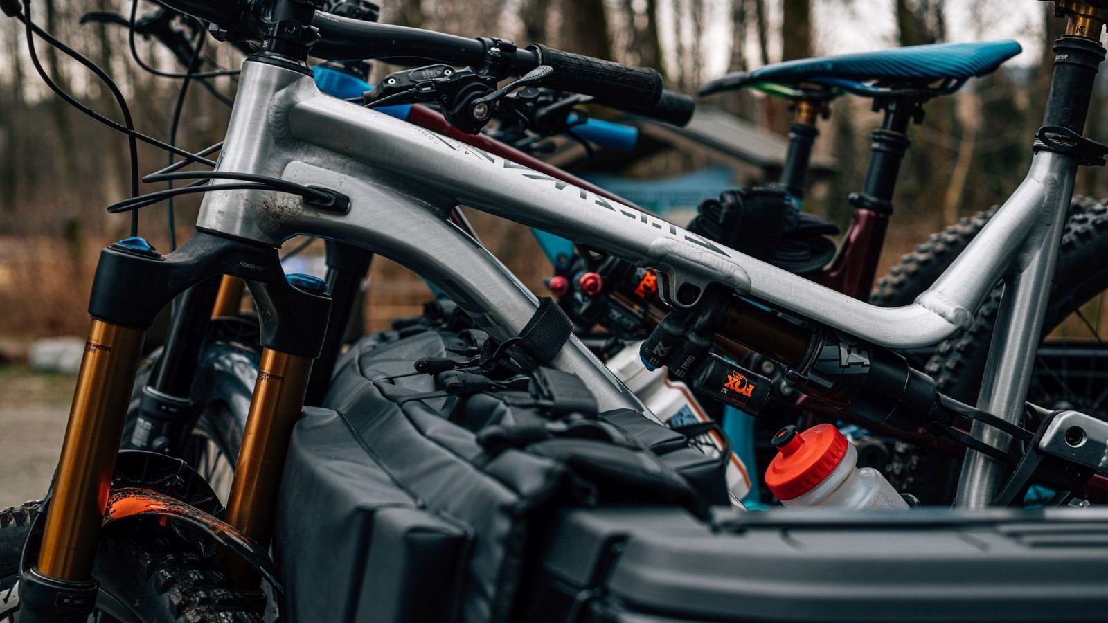 Race Face Introduces the T2 Tailgate Pad