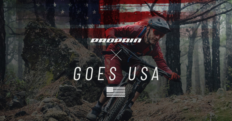 PROPAIN Goes USA