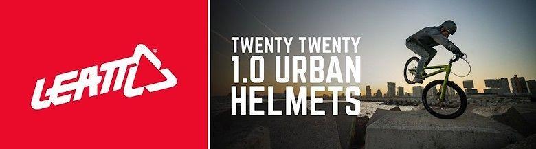 Leatt Urban 1.0 Helmet