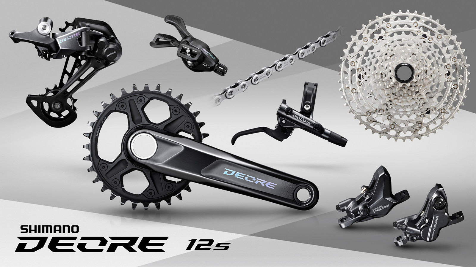 12-Speed for All - Shimano's All-New DEORE Drivetrain and Brakes