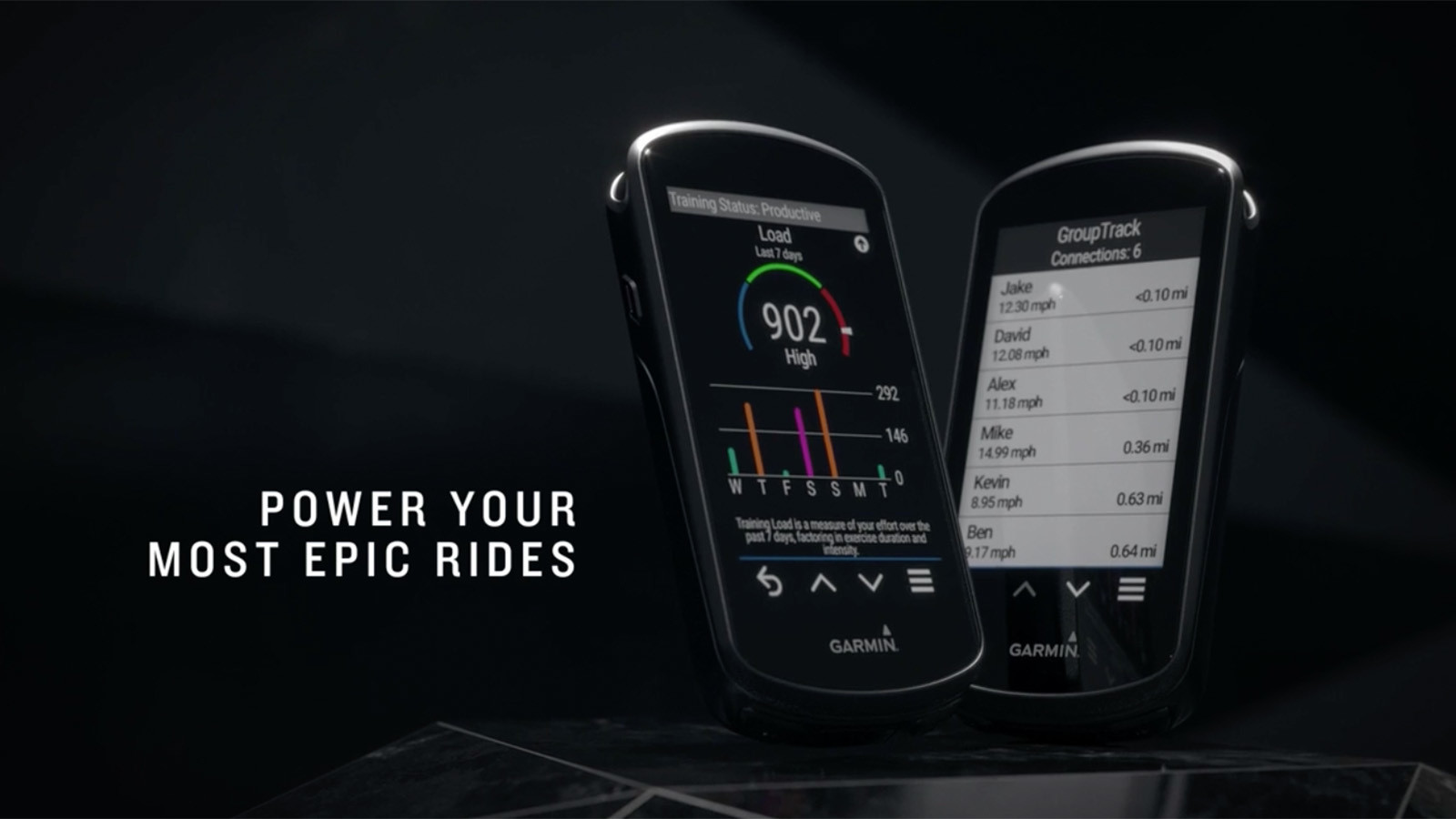 Get Your Tech On - Garmin Launches Two New Bike Computers
