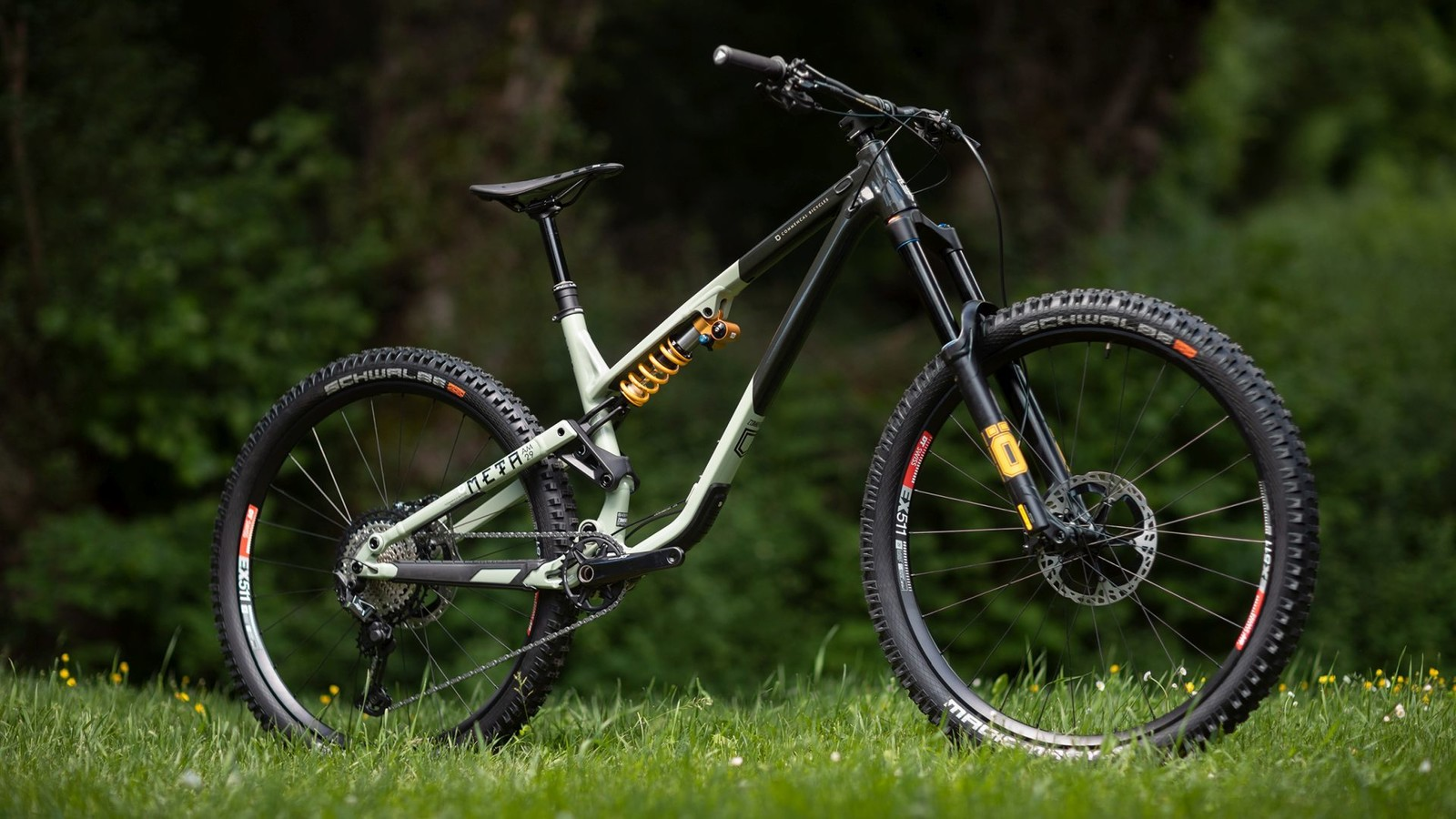 Commencal Launches the New 2021 Meta AM 29