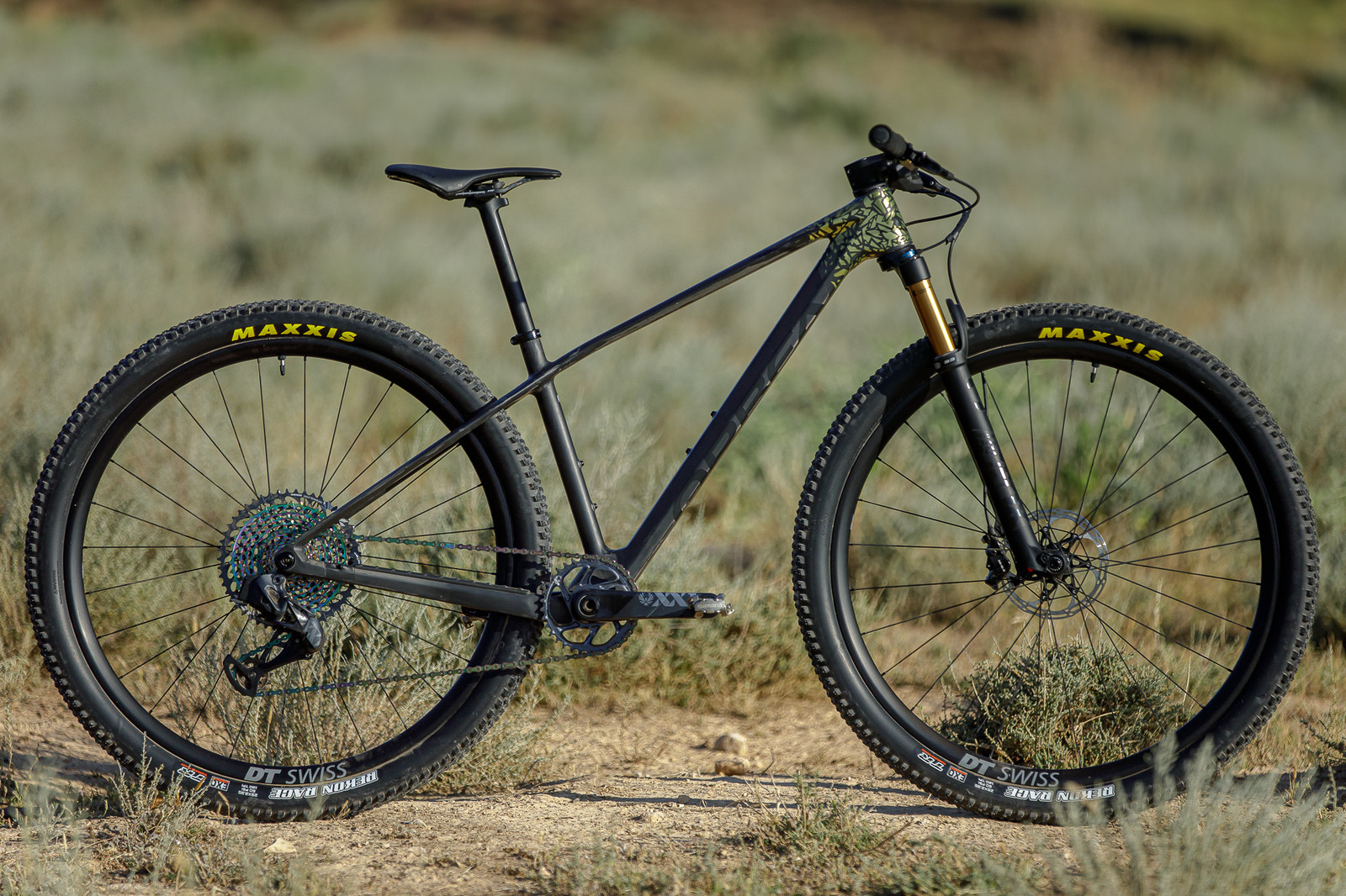 Orbea Introduces a New Alma Cross-Country Hardtail