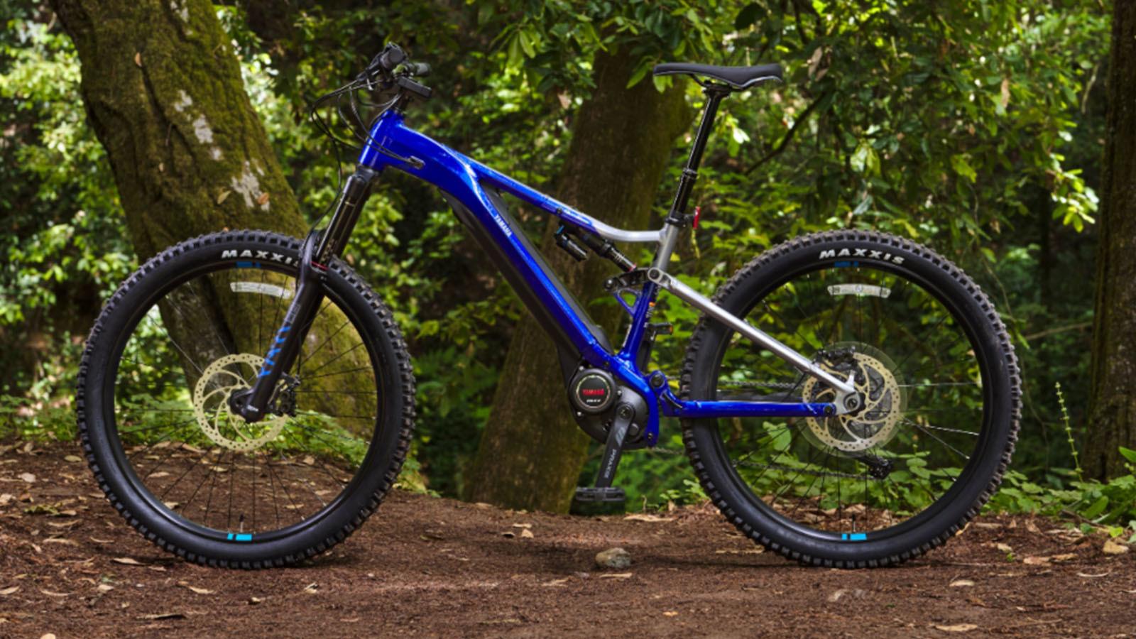Yamaha's New, Interesting, e-MTB is Here