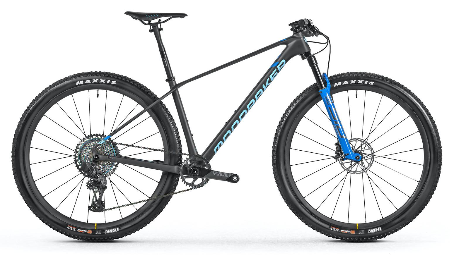 Lightest Production MTB Frameset - Mondraker's New 2021 Podium Carbon XC Race Bike