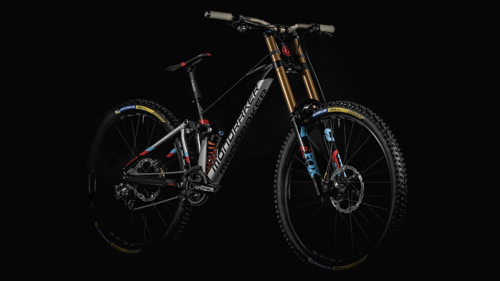 Mondraker Introduces New Alloy Summum Downhill Bike