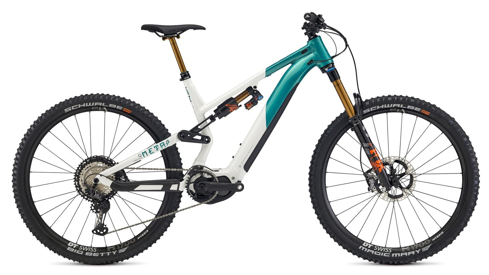 Commencal Launches New Meta Power with Shimano EP8 Motor