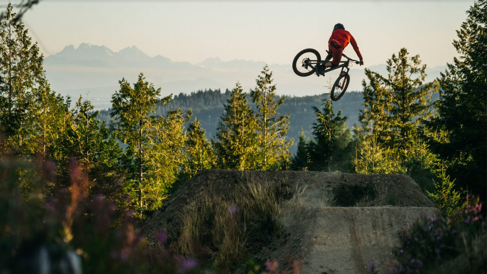 Transition Bikes Proudly Presents Blue Steel in Bellingham, WA