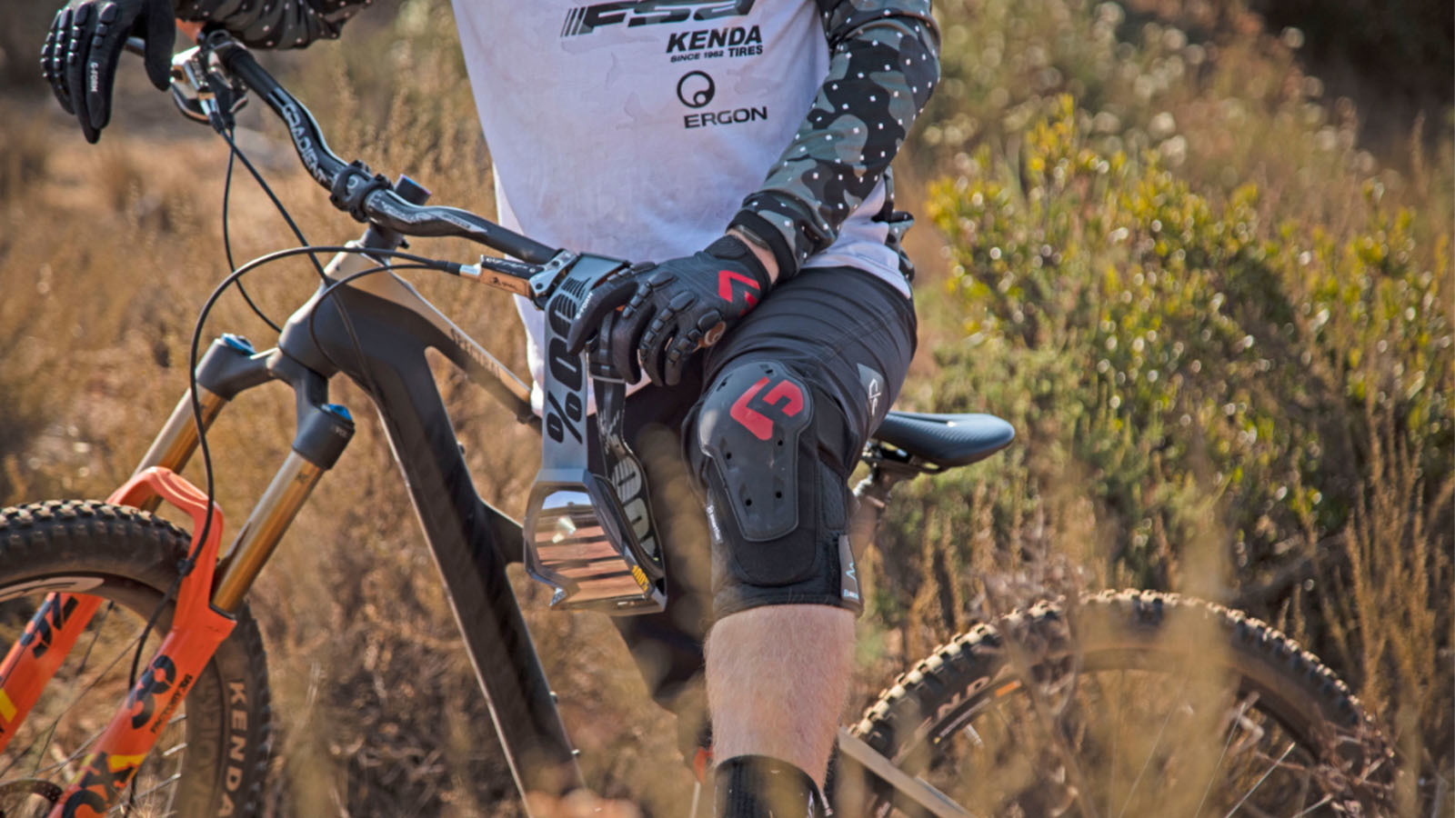 Maximum Comfort, Breathability, and Protection - G-Form's All-New E-Line Pads