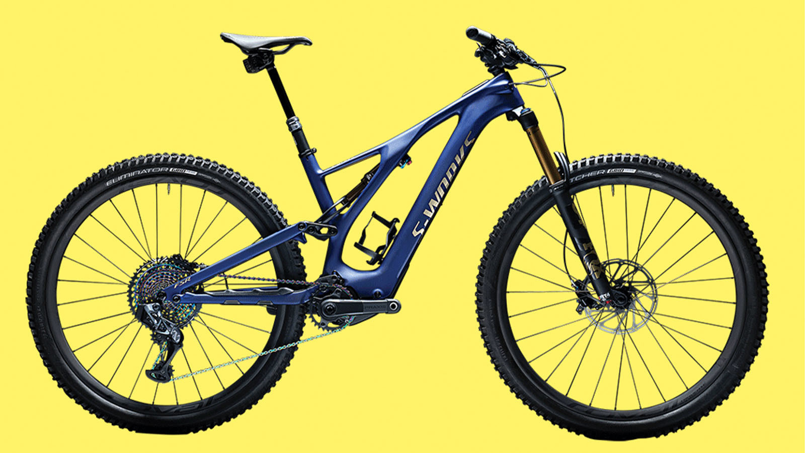 Fundraise for Trails and a Chance to Win a Specialized Levo
