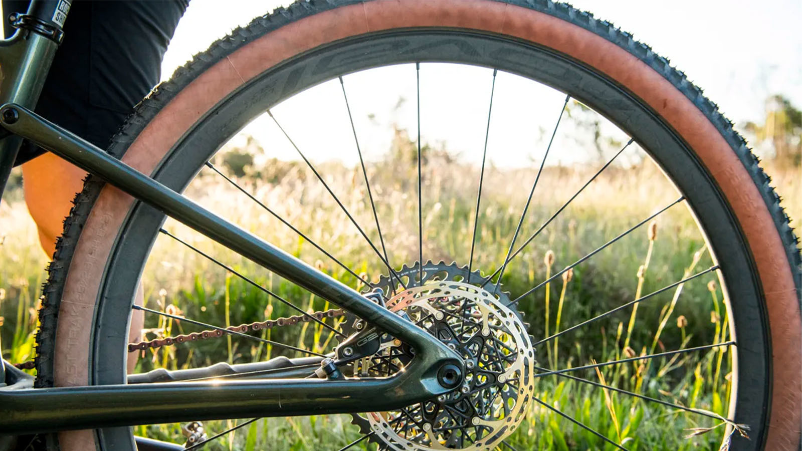 Around, Down, and Cross Country - Roval Control SL Wheelset