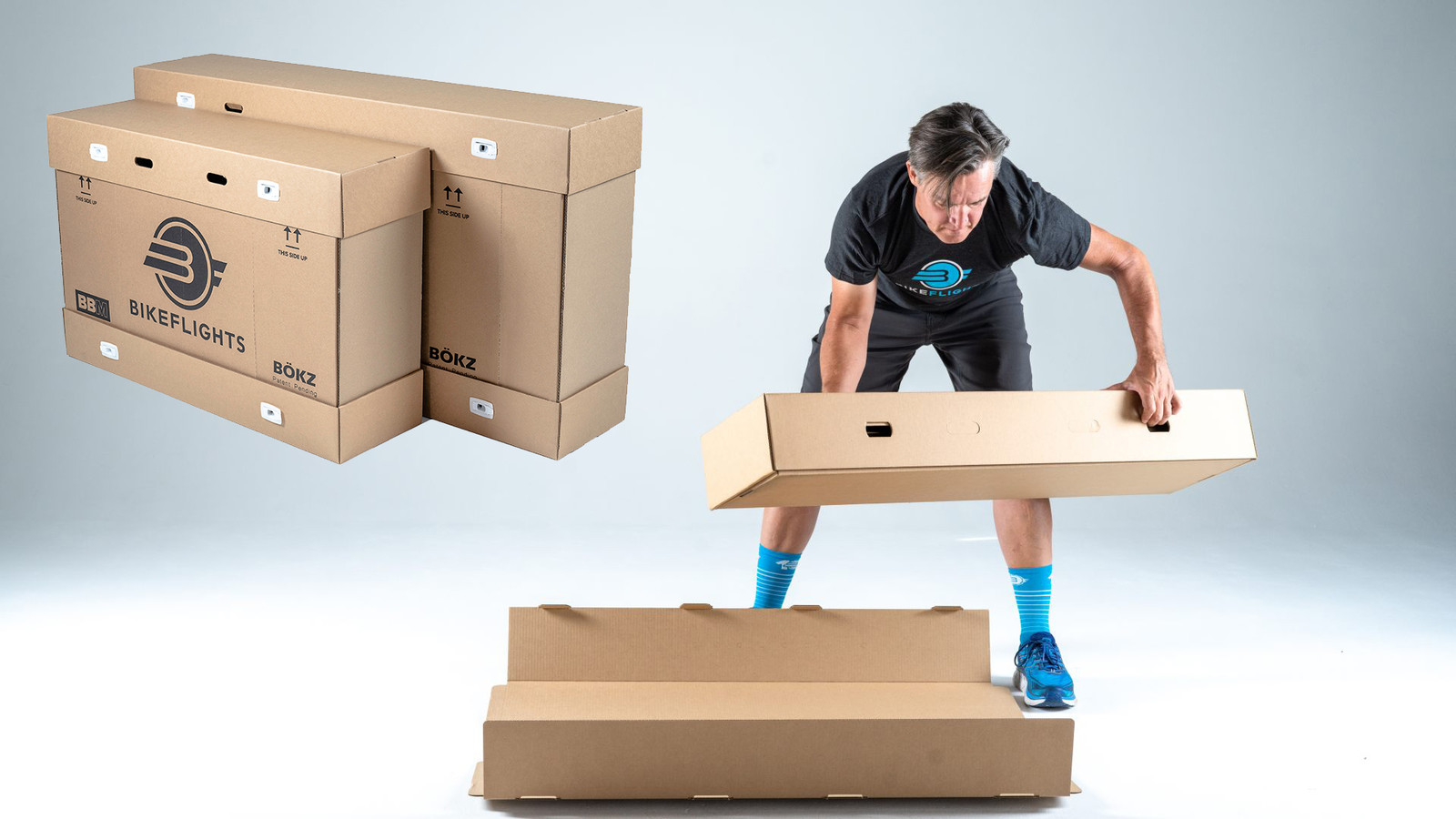 BikeFlights.com Introduces New Reusable Bike Box, A Pro-Level Solution for Protecting Bikes in Transit