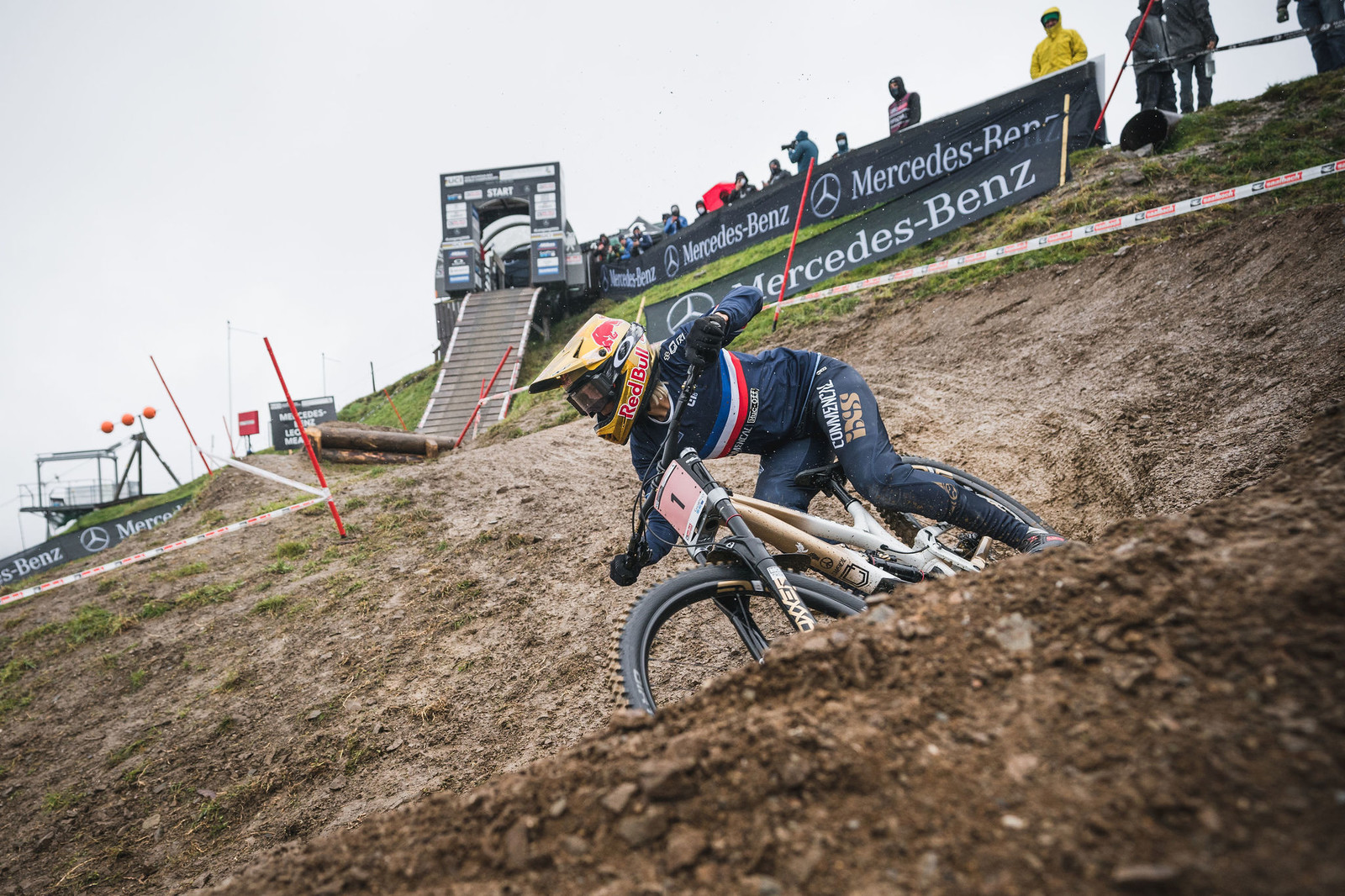 Successful UCI 2020 Mountain Bike World Championships in Saalfelden Leogang