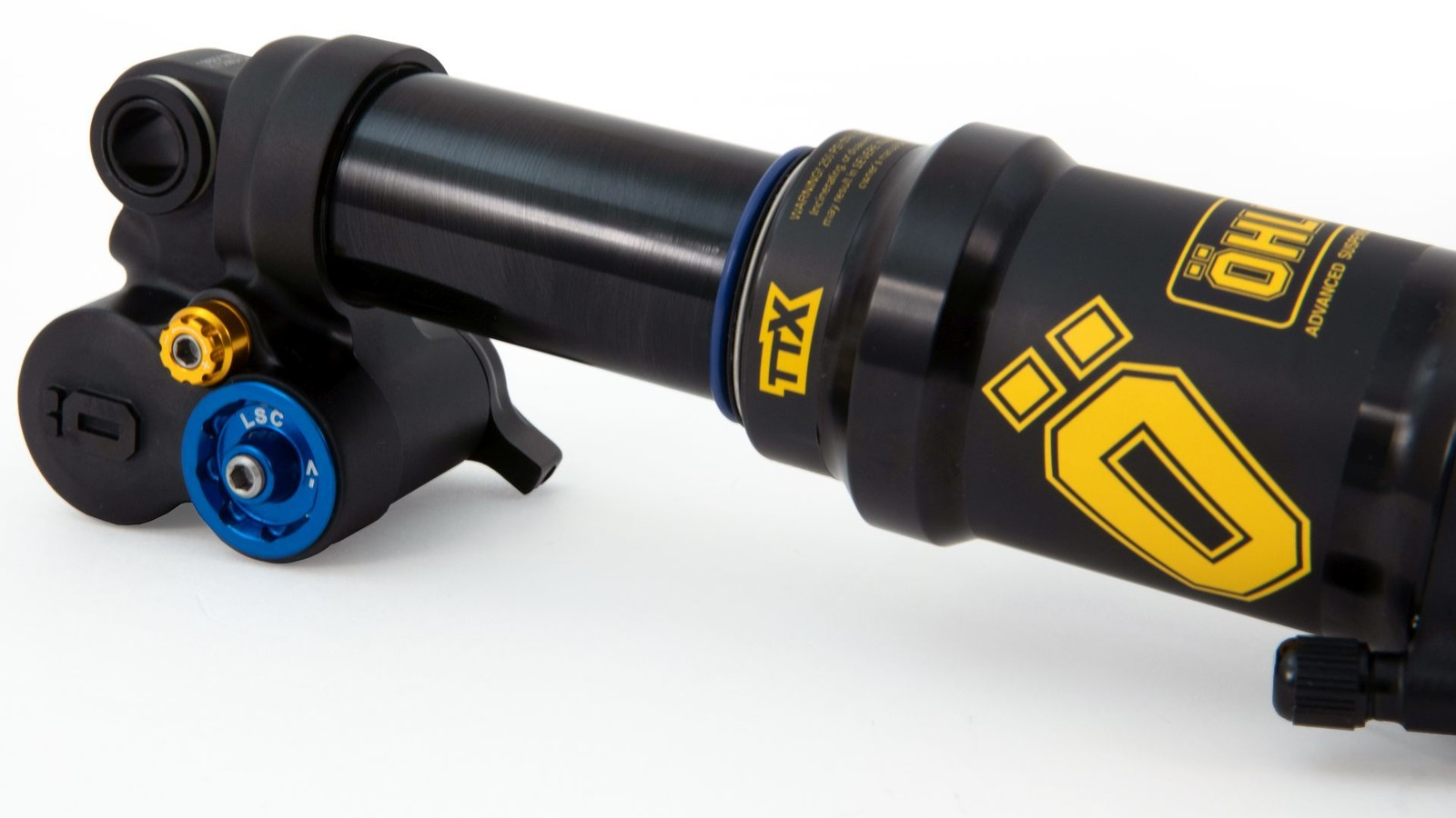 ÖHLINS Upgrades TTXAir Platform for All Suspension Linkage Types