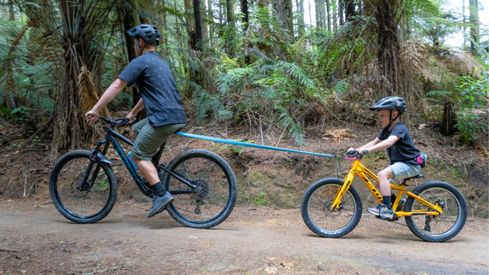Time to Graduate from Shotgun to Tow Rope - Kids Ride Shotgun Expands the Line