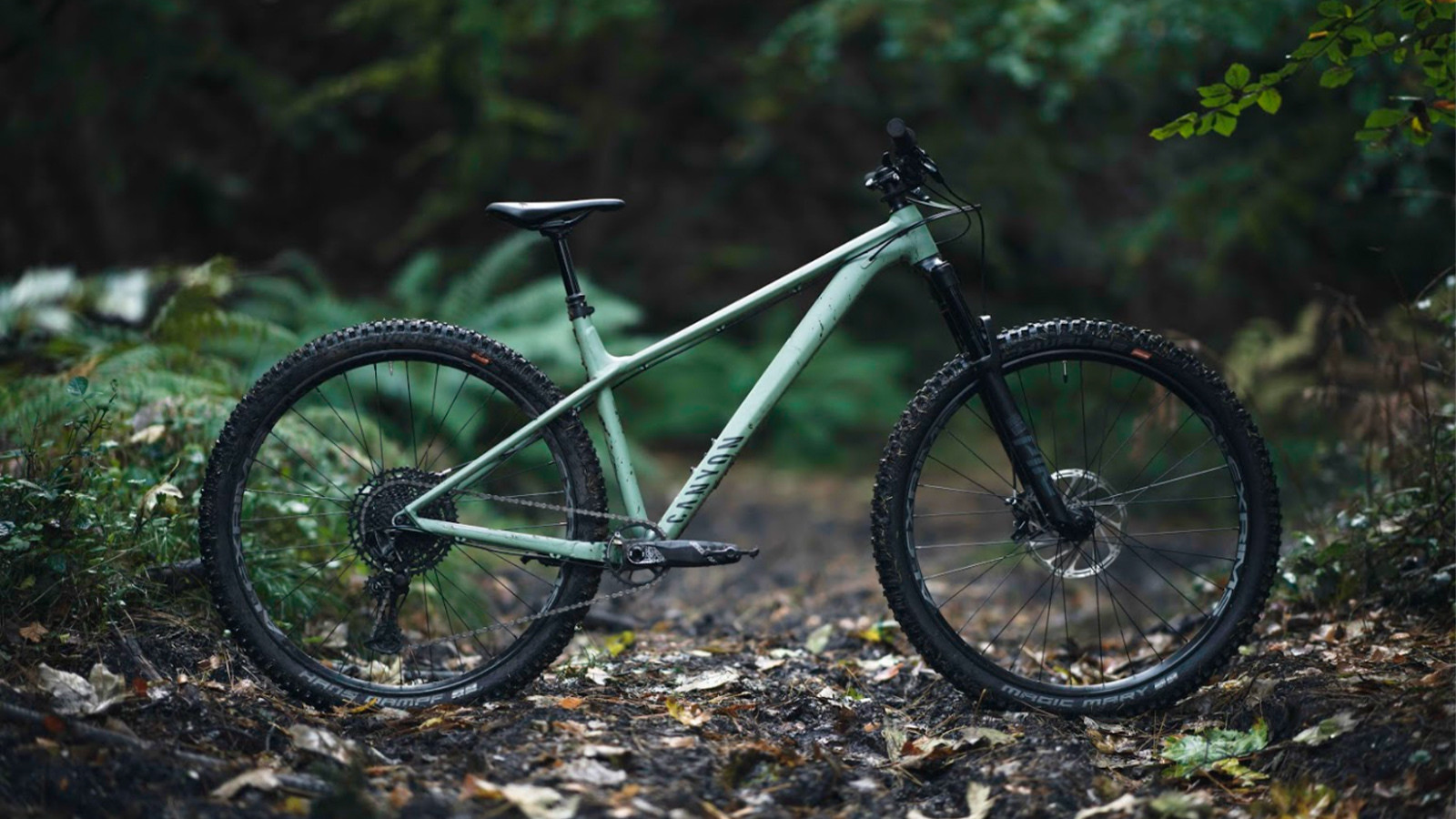 Canyon's New, Affordable Hardtail is Trail-Ready and Up for Anything