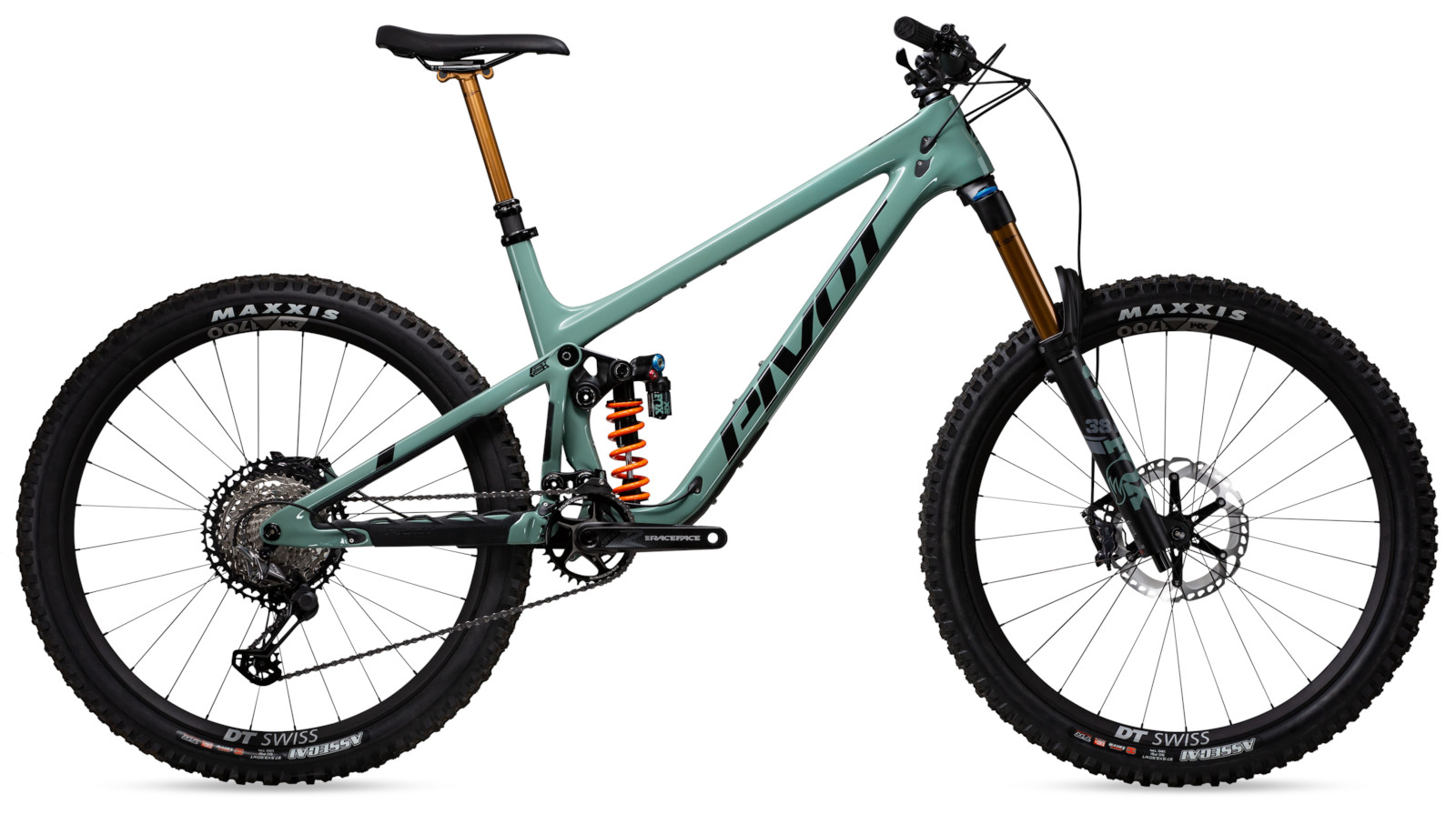 Fully Loaded - Pivot's All-New Mach 6