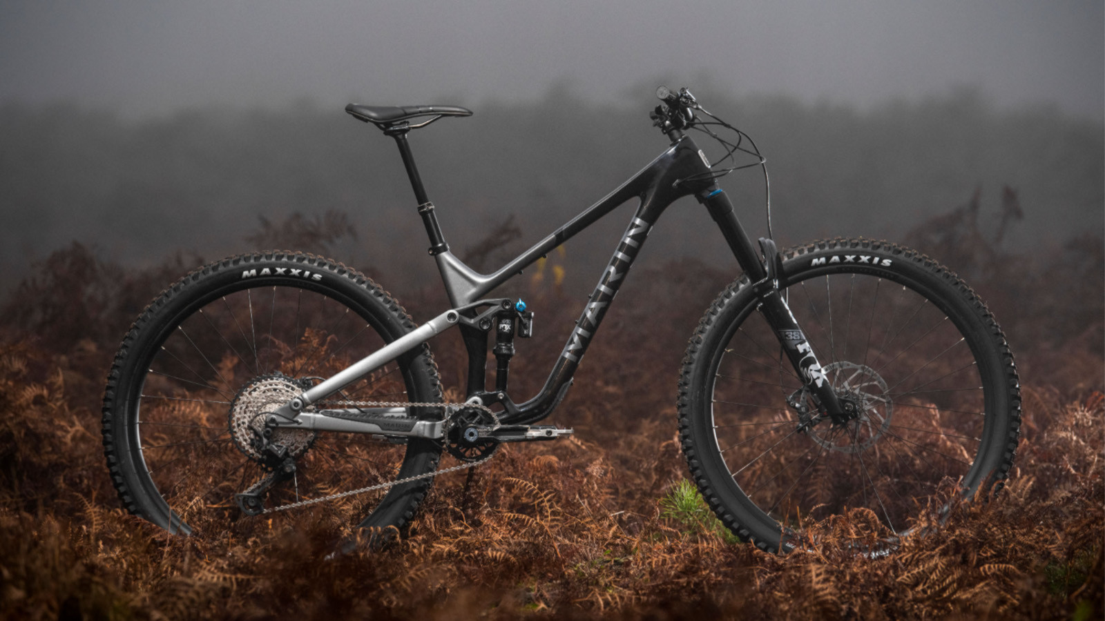 $4,099 - Does Marin's New Alpine Trail Carbon Throw Down the Gauntlet?
