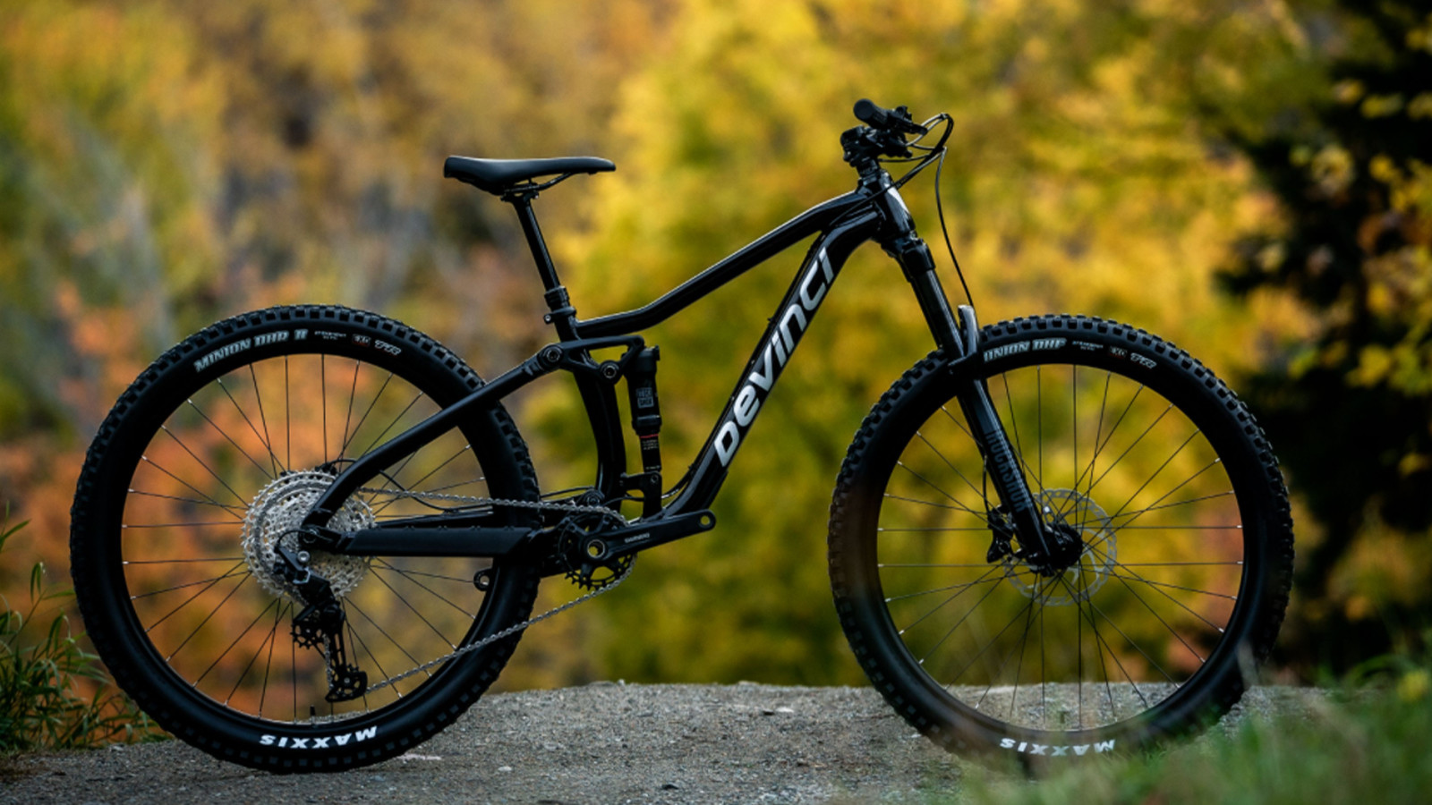 $2,099 - Size-Specific Wheel Sizes, Two Build Options, and Made in Canada. Meet Devinci's All-New Marshall Trail Bike
