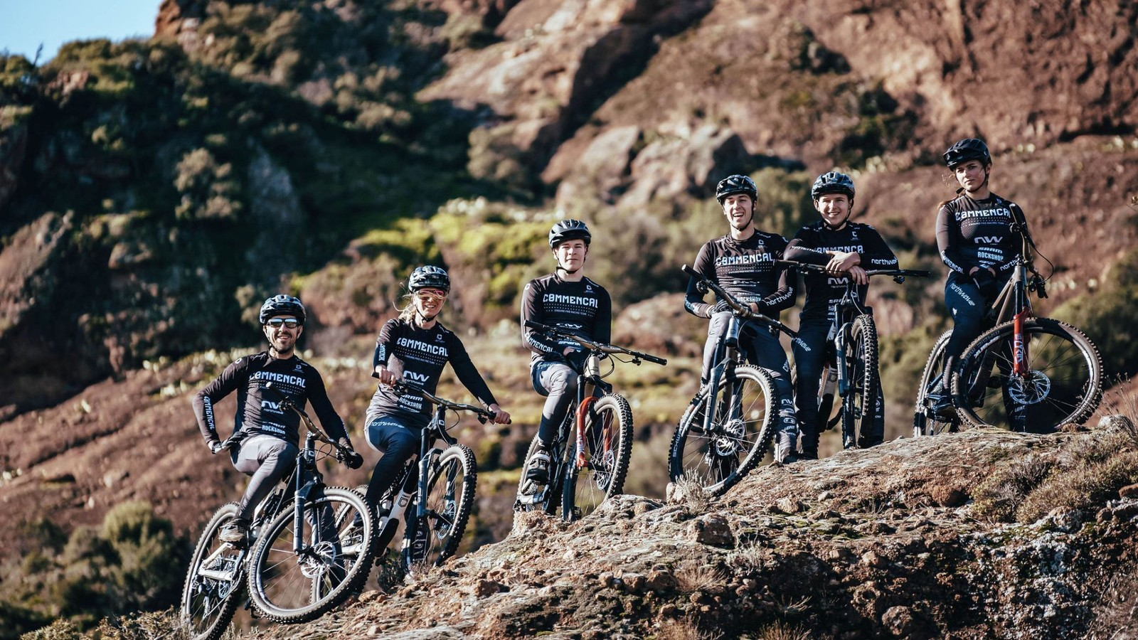 COMMENCAL Enduro Team: New Partners and Two New Riders