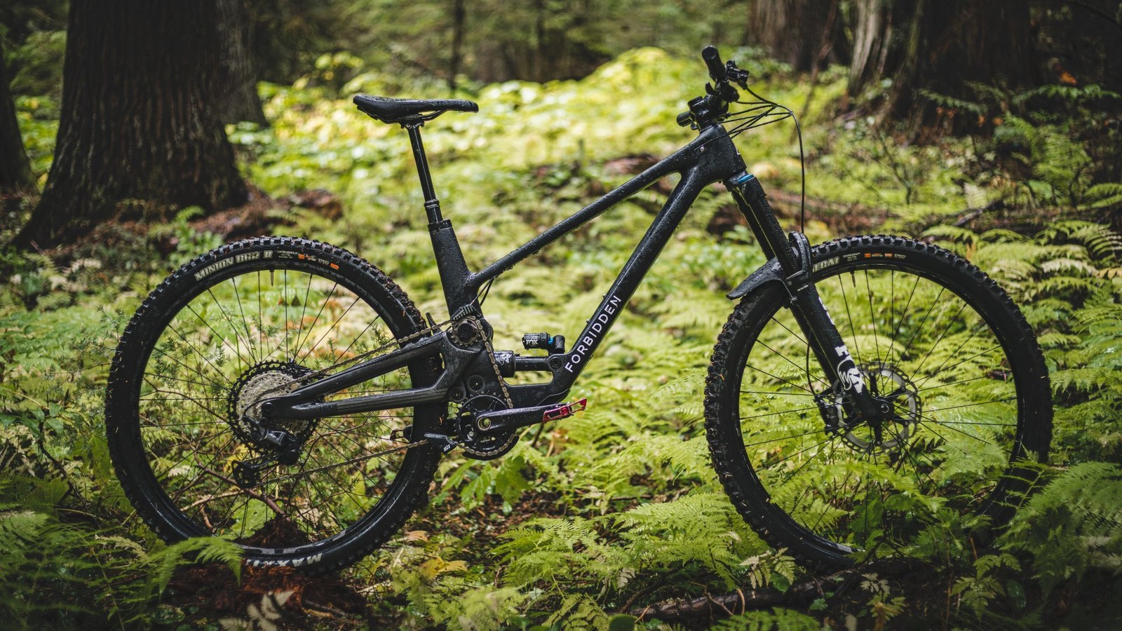 Fear Nothing - Forbidden Bike Co Launches the Dreadnought