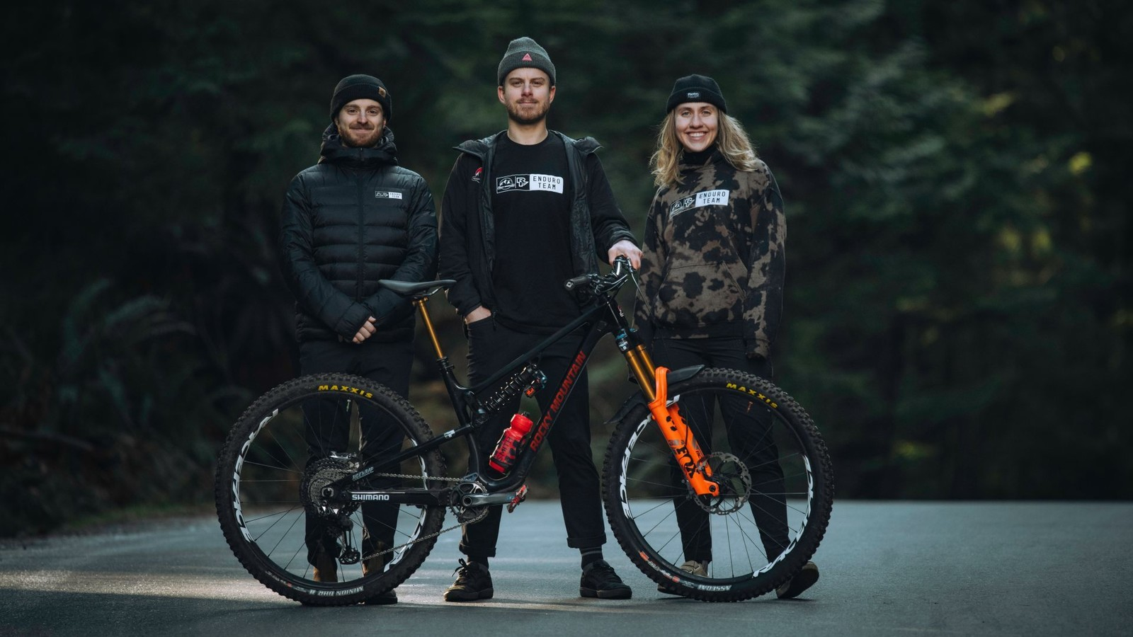 The Rocky Mountain Race Face Enduro Team Confirms Melamed, Gauvin, Lanthier Nadeau for 2021