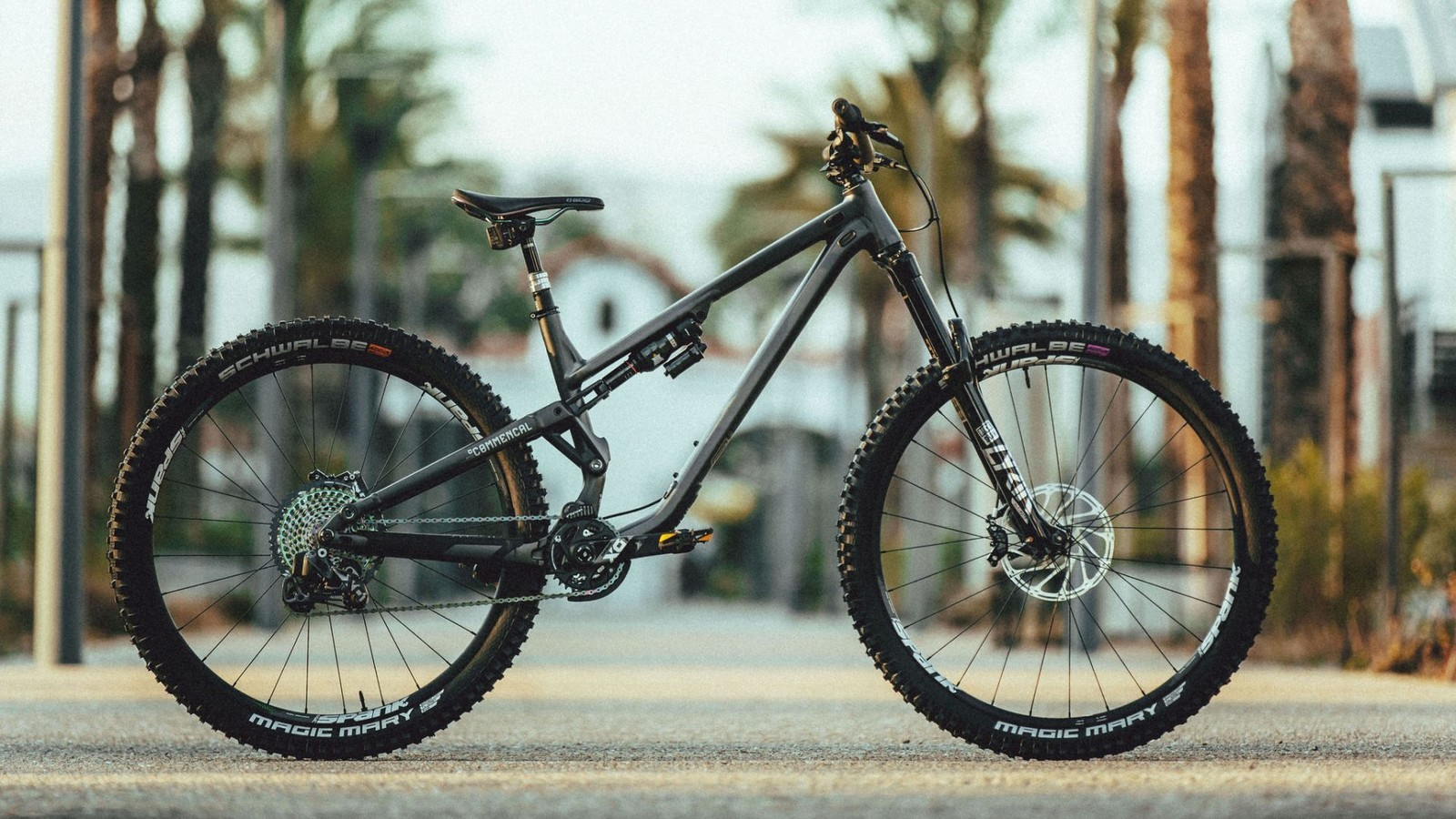 Select and Shred: Commencal's Enduro Team Riders Will Have a Choice of Two Set-Ups for 2021