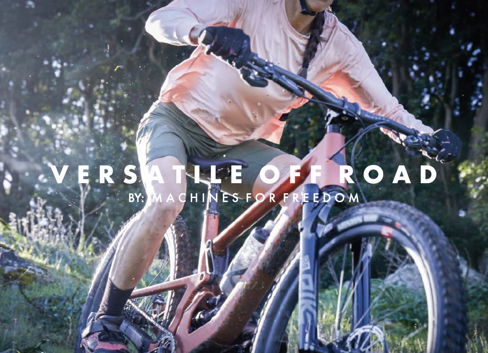 Machines For Freedom Launches Versatile Off-Road Riding Apparel Collection