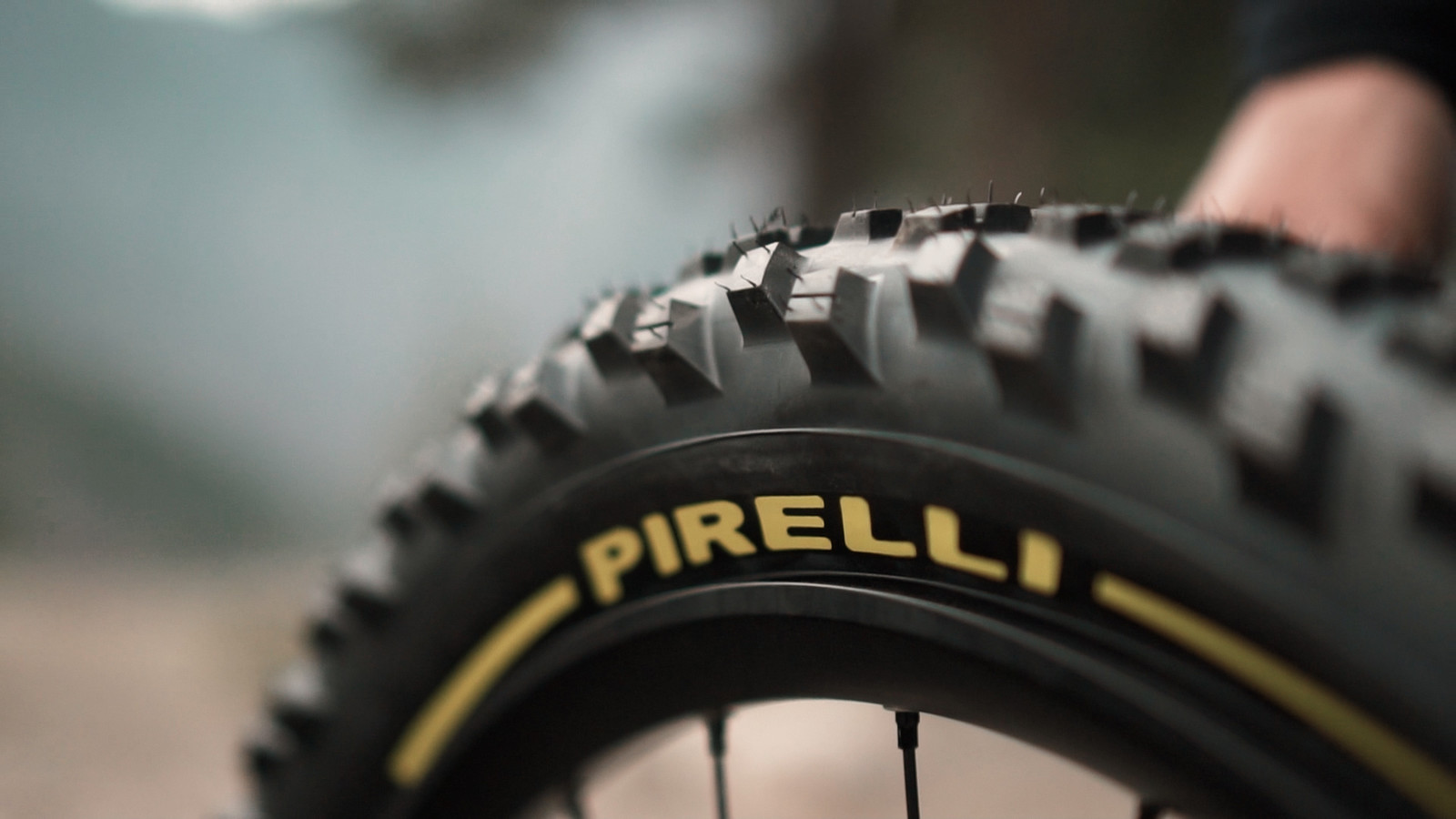 Pirelli and World Champion Fabien Barel Develop a New Range of Scorpion Tires for Gravity Racing