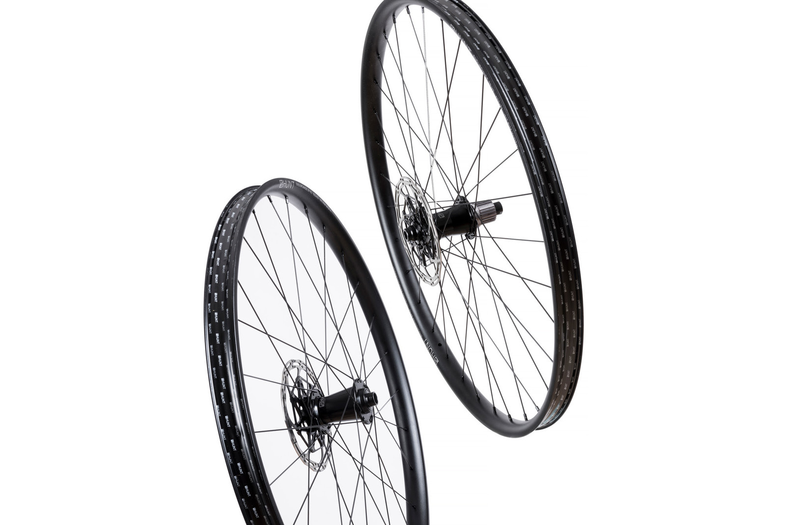 All-new HUNT Trail Wide and Enduro Wide Wheels
