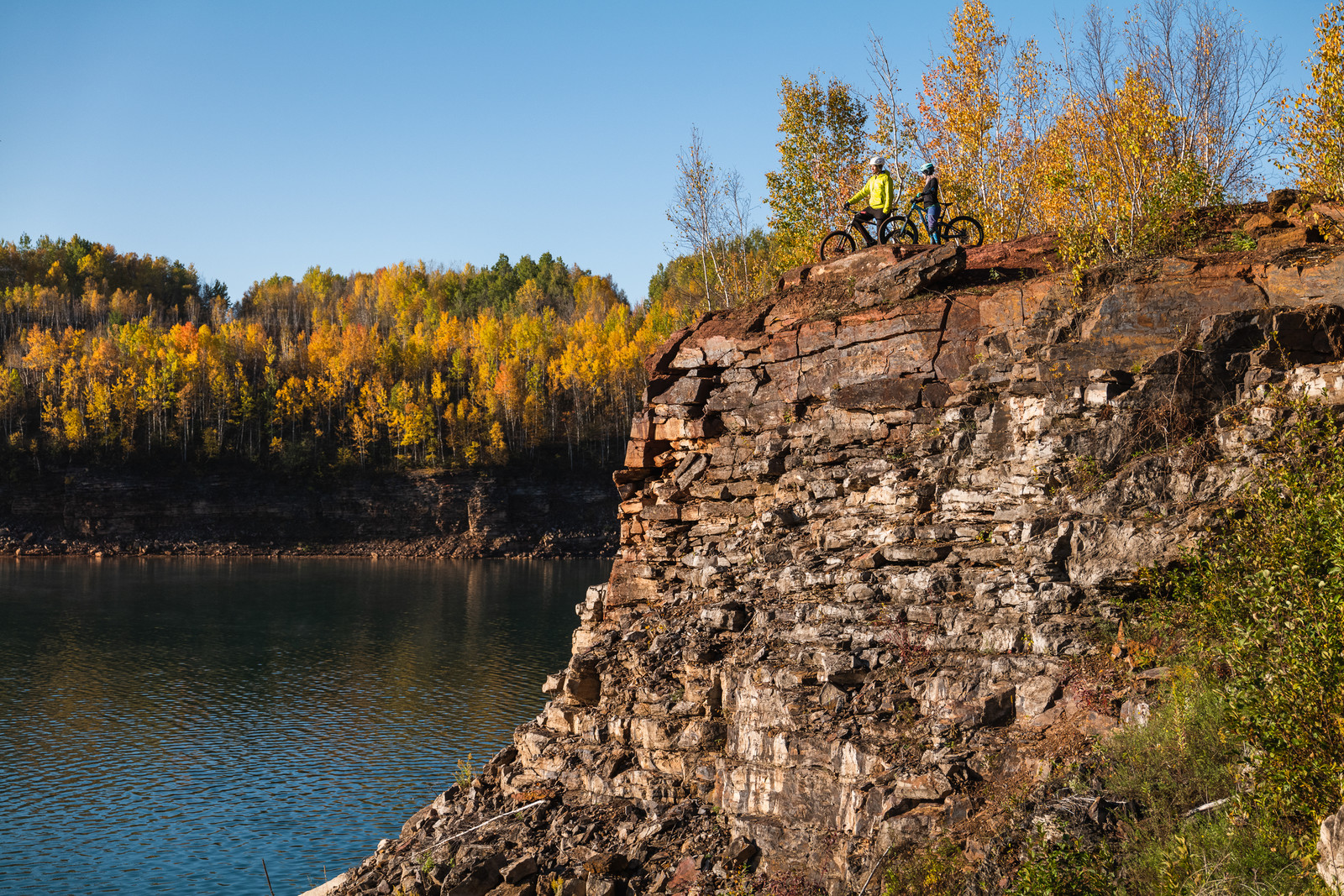 Northern Minnesota Looking Primo for MTB - Ride the Range