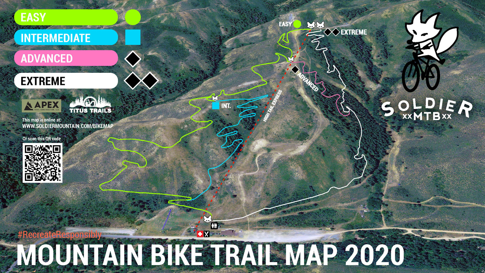 Soldier Mountain Opens New Mountain Bike Park in Idaho on Friday