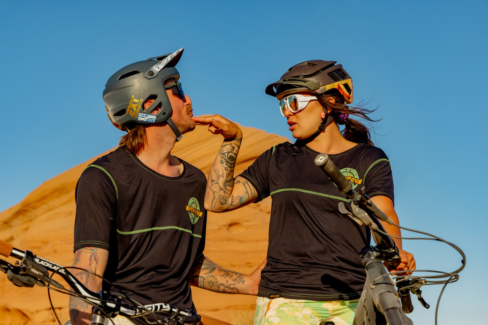 PIT VIPER Now Makes Mountain Bike Clothing