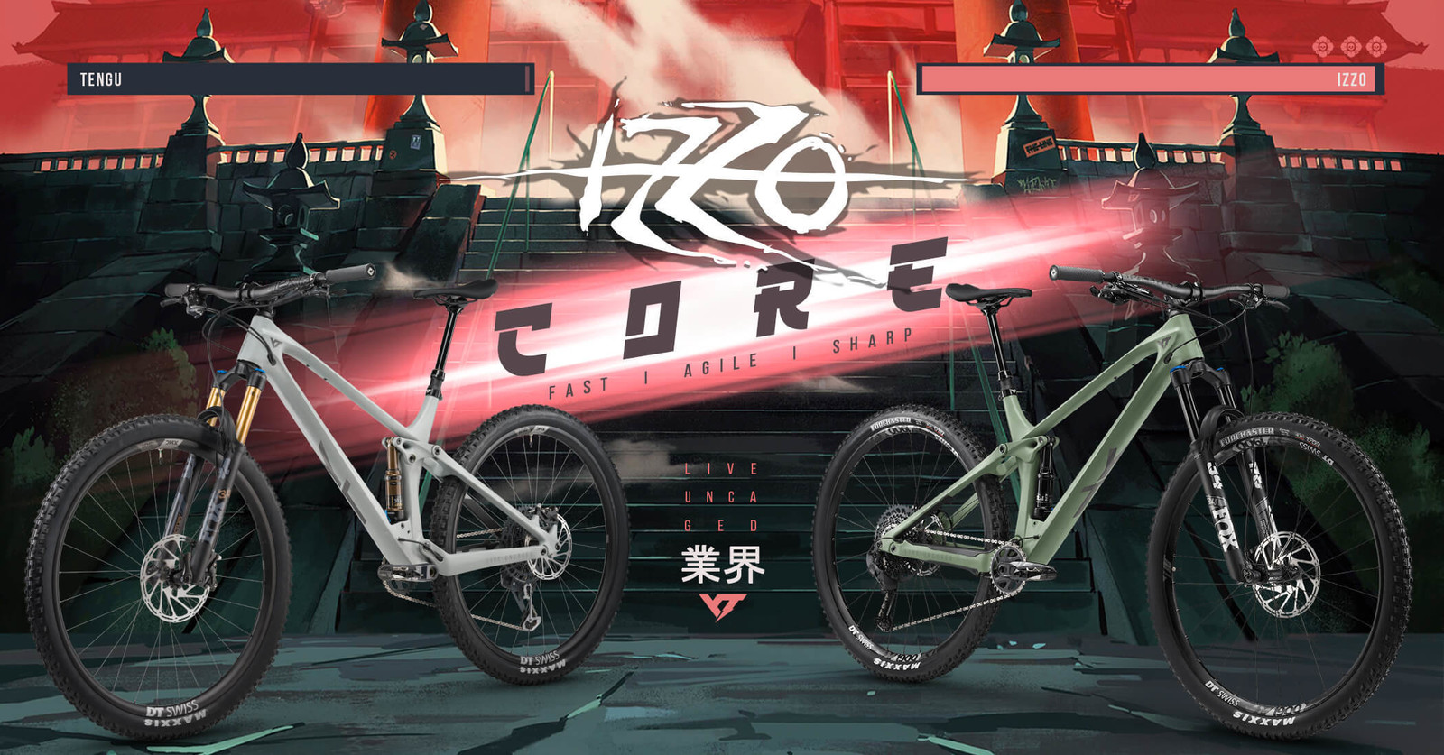 YT Launches New Core IZZO Models