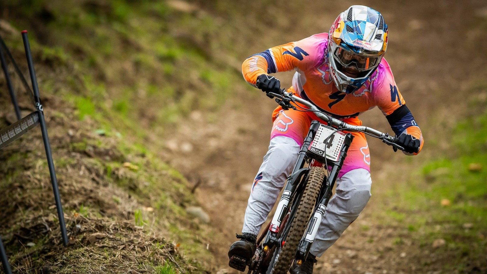 ÖHLINS Renews Partnership with Specialized Gravity, and Steps Up its Commitment to Downhill Racing