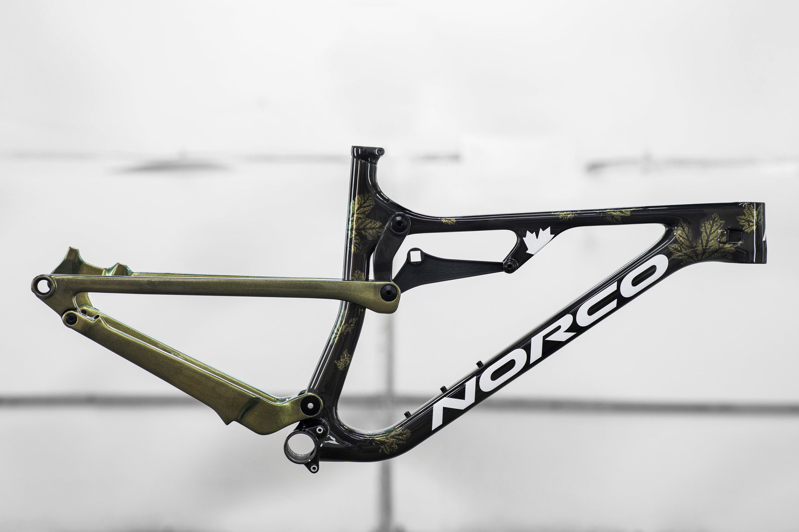 Norco Celebrates Olympic Hopefuls With Custom Revolver Frames