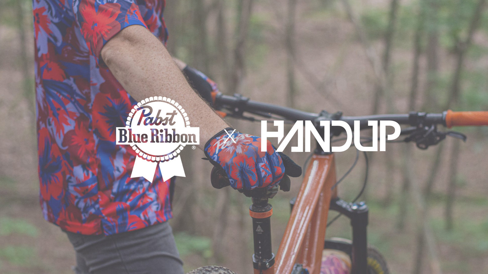 Handup Gloves Launches HANDUP X Pabst Blue Ribbon Collab Gear!