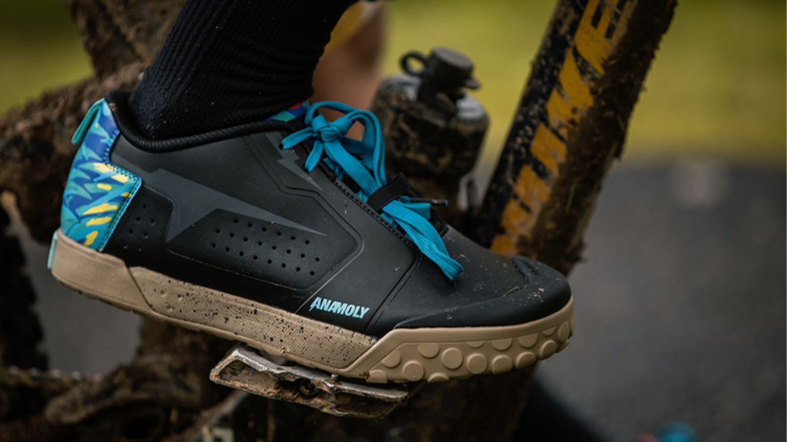 Anamoly MTB Sends it Into Kickstarter With Their All New Flat Pedal Shoe Launch