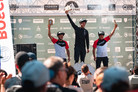 Miranda Factory Team on the podium with a taste of victory